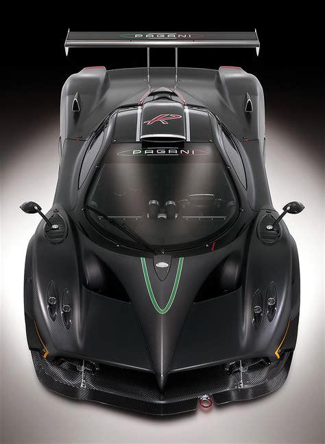 2009 Pagani Zonda R - price and specifications
