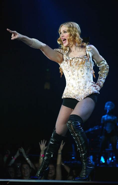 Madonna in 2004 Entertainment Pictures Of The Year - Zimbio