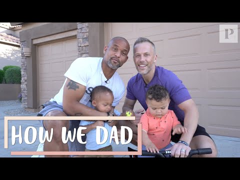 'Insanity' fitness trainer Shaun T married his husband