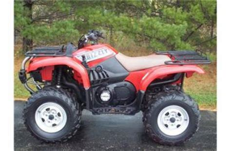 2002 Yamaha GRIZZLY 660 4x4 For Sale : Used ATV Classifieds