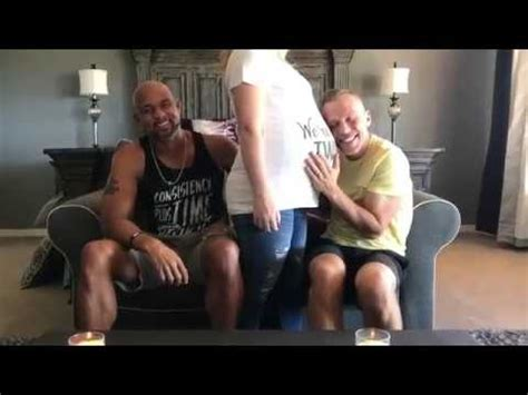 Celebrity fitness trainer Shaun T and his husband are