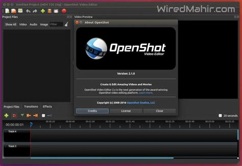 How to Install OpenShot Video Editor on Ubuntu and Linux Mint