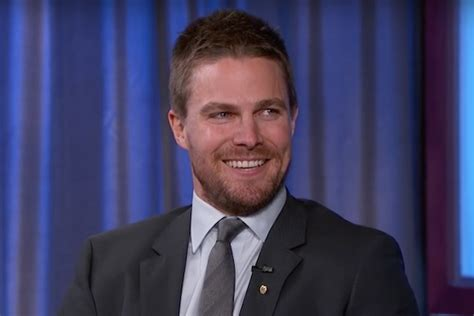 Stephen Amell slams homophobic comments about his